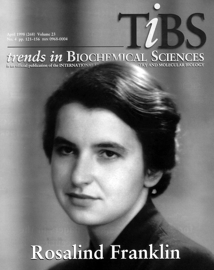 a biography and life work of rosalind franklin a british biophysicist Rosalind franklin was born in london into a well-off british jewish family in 1920, the second of five siblings her father was a prominent merchant banker and her extended family counted her uncle herbert samuel, who was home secretary (minister of the interior) in 1916, and her aunt helen franklin, a trade union and women's suffrage activist.