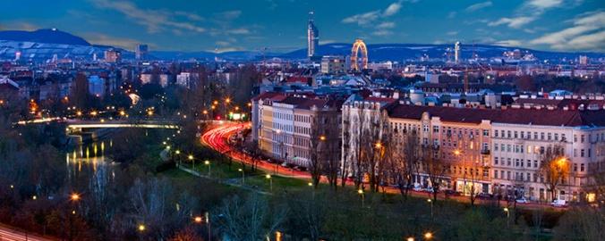 Next stop, Vienna